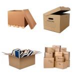 Cajas de cartonpara libros mudanza y embalaje en Monterrey