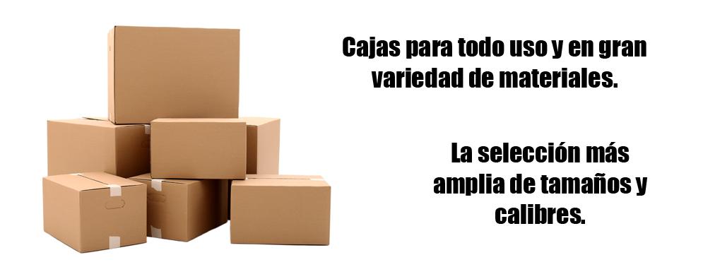 Cajas de cartón de diferentes tamaños y calibres en Monterrey