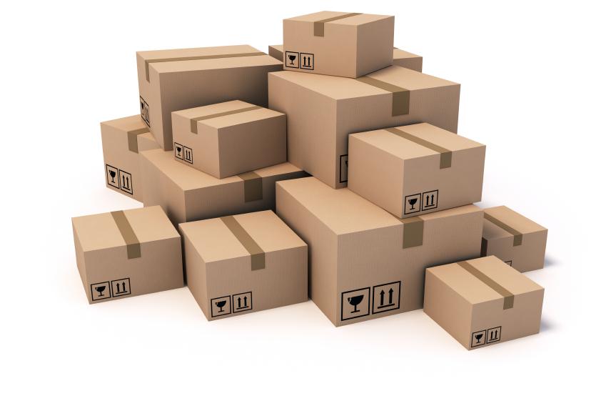 cajas de cartón para mudanza