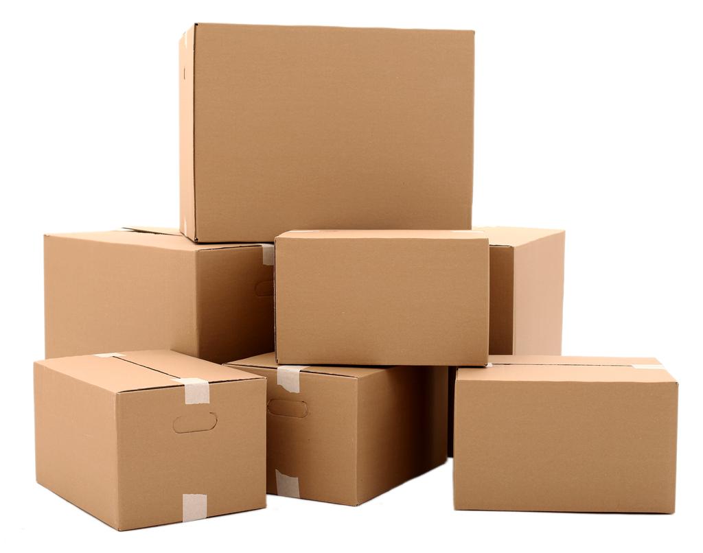 cajas de cartón para oficina